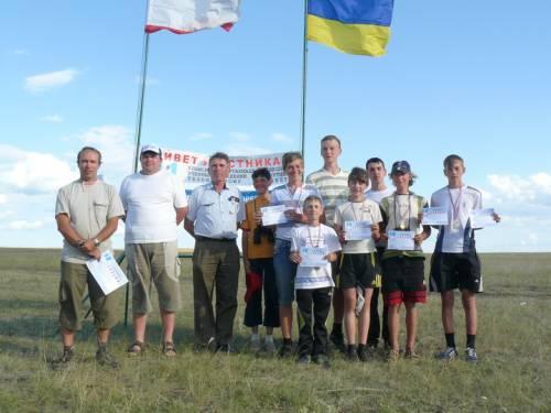 Крымские соревнования по радиоуправляемым моделя 8