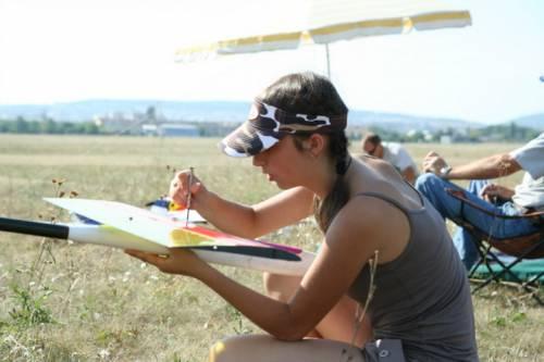 Открытый Кубок Симферополя авиамодельному спорту 2
