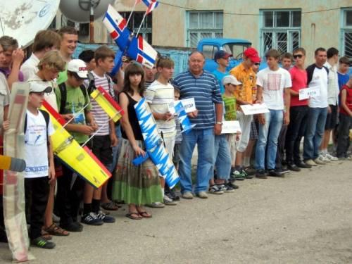 Крымские соревнования по радиоуправляемым моделя 5