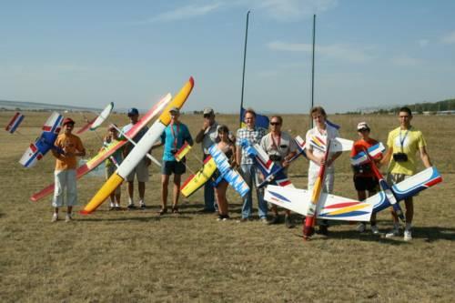 Открытый Кубок Симферополя авиамодельному спорту 5