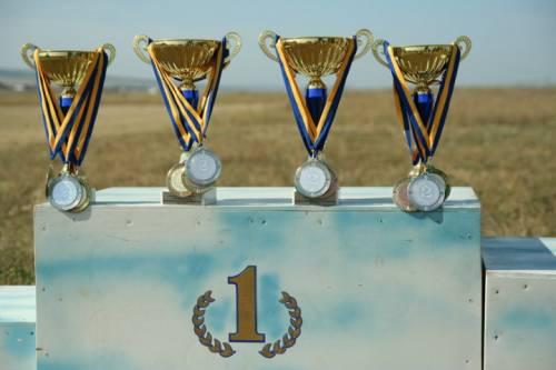 Открытый Кубок Симферополя авиамодельному спорту 1