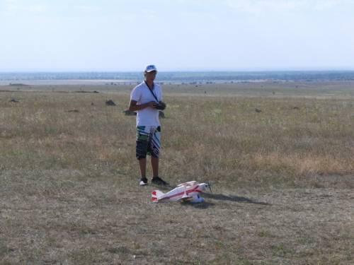 Крымские соревнования по радиоуправляемым моделя 1
