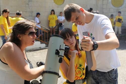 Школа астрономии 2